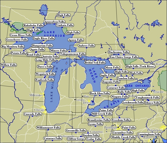 17 Best Images About Great Lakes Tour On Pinterest Lakes