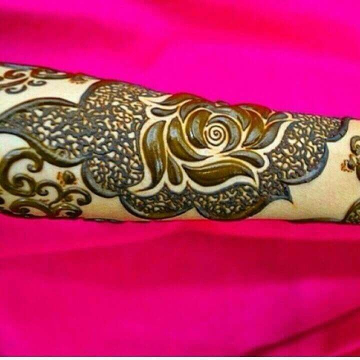 17 Best Images About Rose Mehndi Design On Pinterest