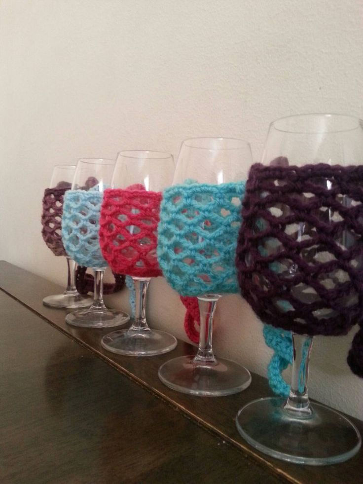 Wine Glass Holder lanyard Made to Order by Addicted2theHook