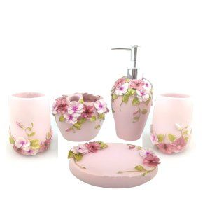 pale pink bathroom accessories. Pink Bathroom Accessories  Fun Fashionable Home And Decor Best 25 bathroom accessories ideas on Pinterest