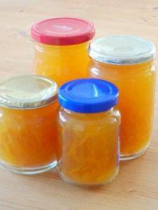 pomerancova marmelada a dalsi domaci recepty