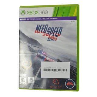 Juego Xbox 360 Need for Speed Rivals Original - Juegos de Consola - TV, Consolas y Juegos - Tecnología - Sensacional