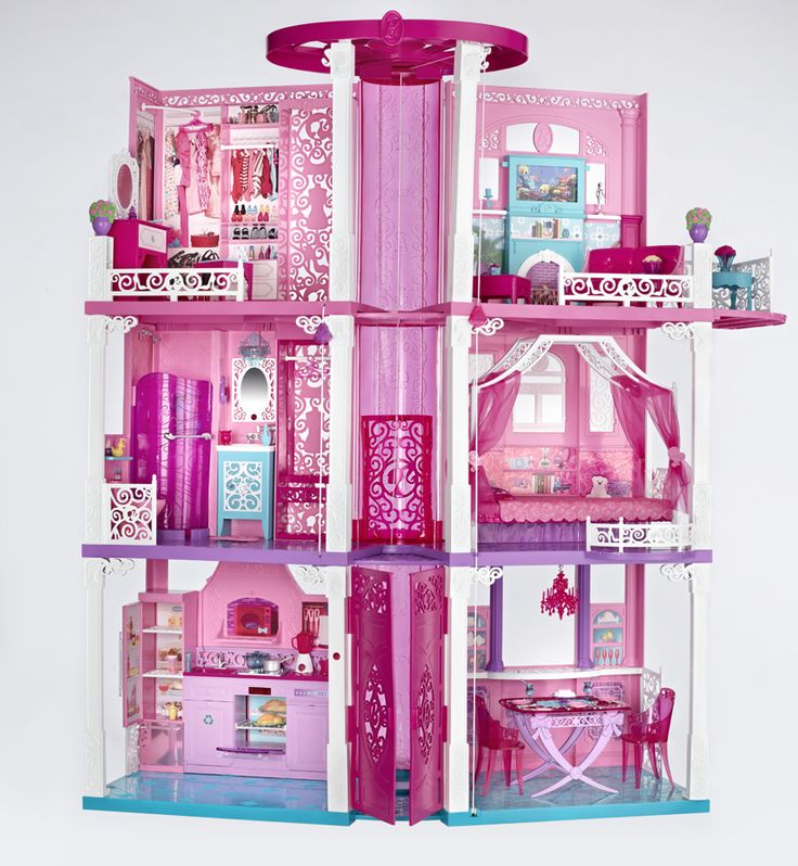 Barbie® Dreamhouse New for 2013! Hottest Girls Toy!