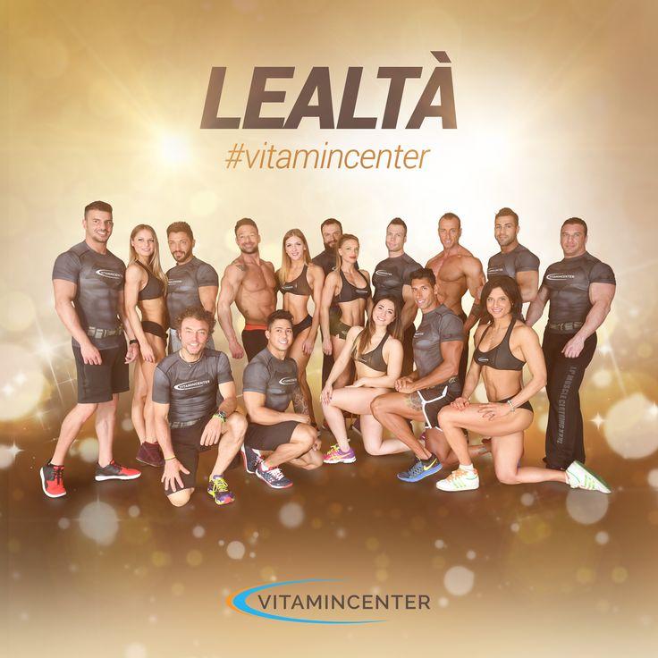 La #forza di un #gruppo, si basa sulla #lealtà reciproca. #VitaminCenter > www.vitamincenter.it/  #palestra #sport #fitness