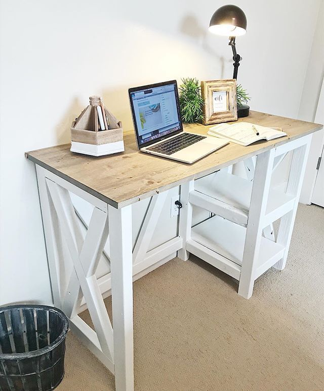 19++ Farmhouse x office desk most popular