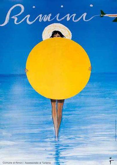 Vintage Italian Posters ~ #illustrator #Italian #posters ~ Italian travel. Rene Gruau