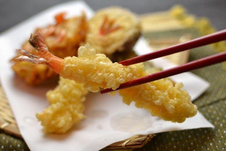 Zó maak je het perfecte tempurabeslag - Culy.nl