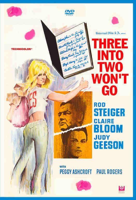 Three Into Two Won't Go - Dvd