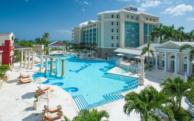 The Very Best All-inclusive Resorts in the Bahamas