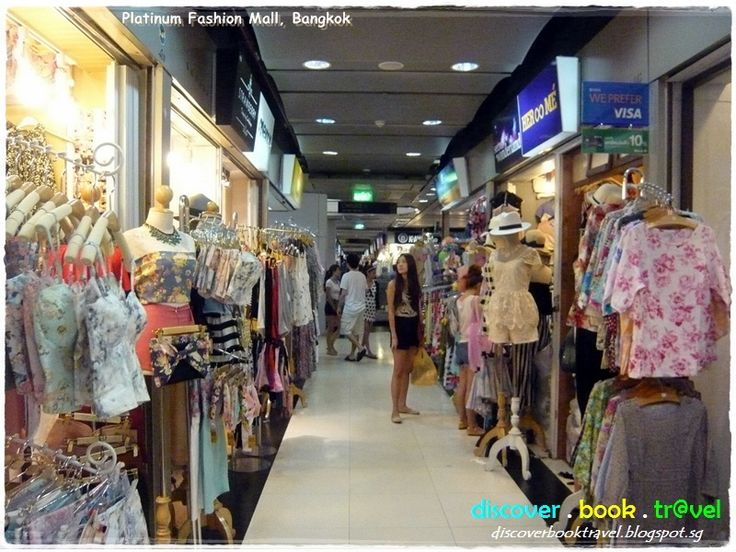Platinum Fashion Mall New Wing