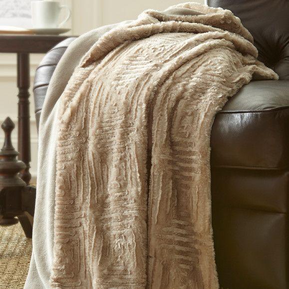 Ouasse Luxury Throw Blanket