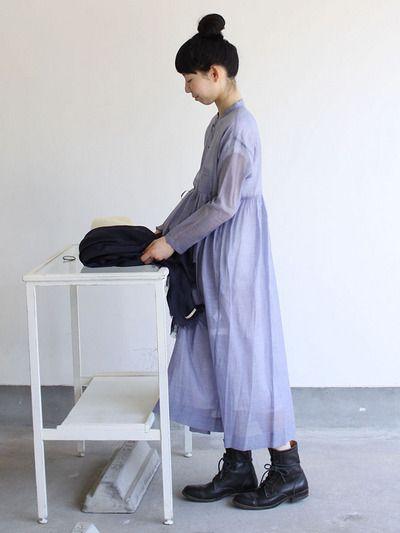ARTS&SCIENCE Gather bottom wrap dress 1