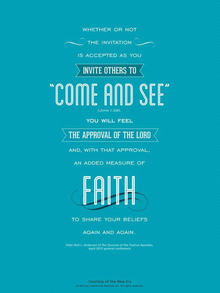 Elder neil l andersen of the quorum of the twelve apostles speaks of