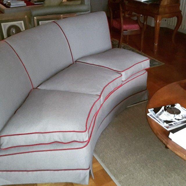 ... Divano Curvo su Pinterest  Salotti moderni, Design divano e Divano