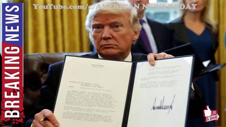 Wow! Trump Unloads Gargantuan Executive Order—Wall Street Is Stunned - YouTube