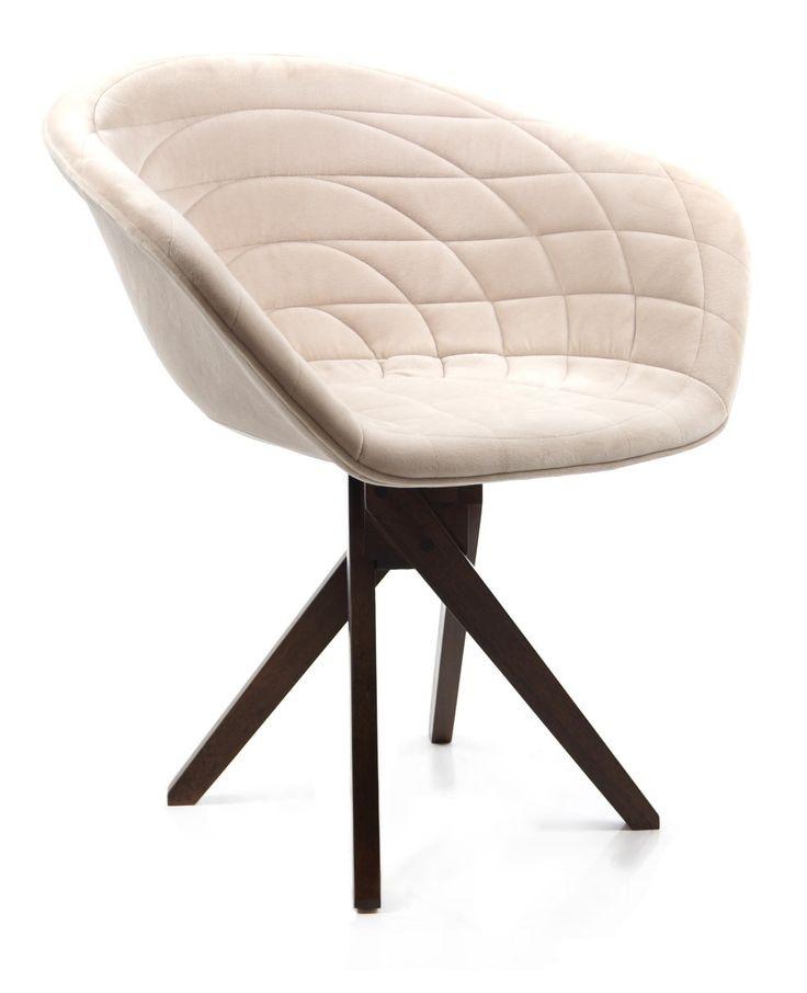 Cadeira Denise Giratória com Braços - R$998,00 ou R$898,20 à vista.