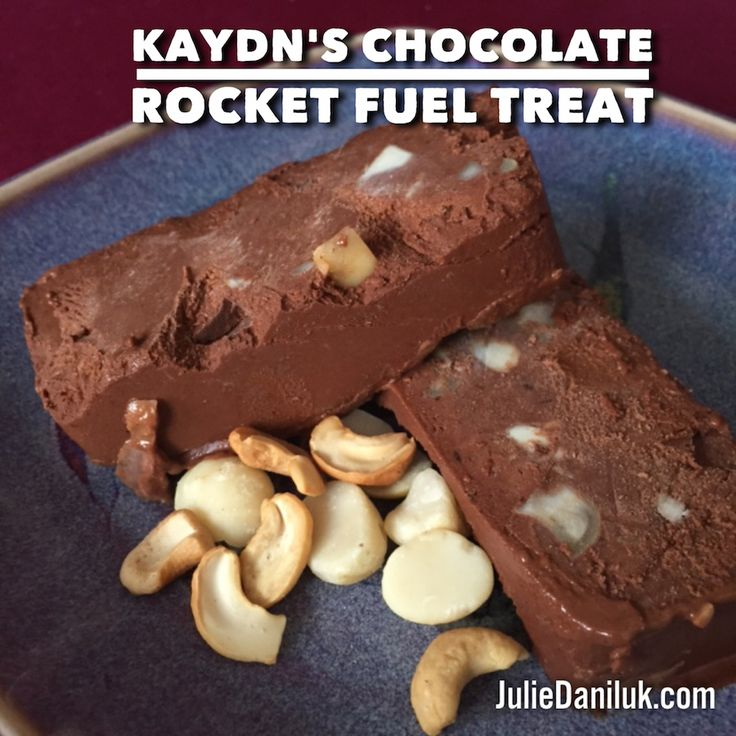 This recipe was developed by my nephew Kaydn as a special holiday treat. It is a cross between a frozen chocolate ice-cream and a dark fudge brownie. Everyone at our New Years party raved about it. Keep it frozen and allow it to thaw for about 5 minutes just prior to serving. This will make the slicing easier.