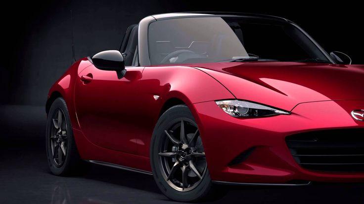 Design Video | 2016 MX-5 Miata | Mazda USA