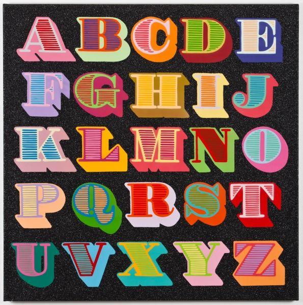graffiti typography. #beneine http://www.widewalls.ch/artist/ben-eine/