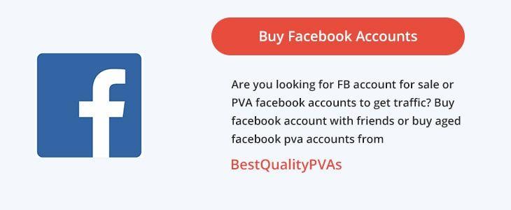 Buy Facebook Accounts Facebook Accounts for Sale Facebook