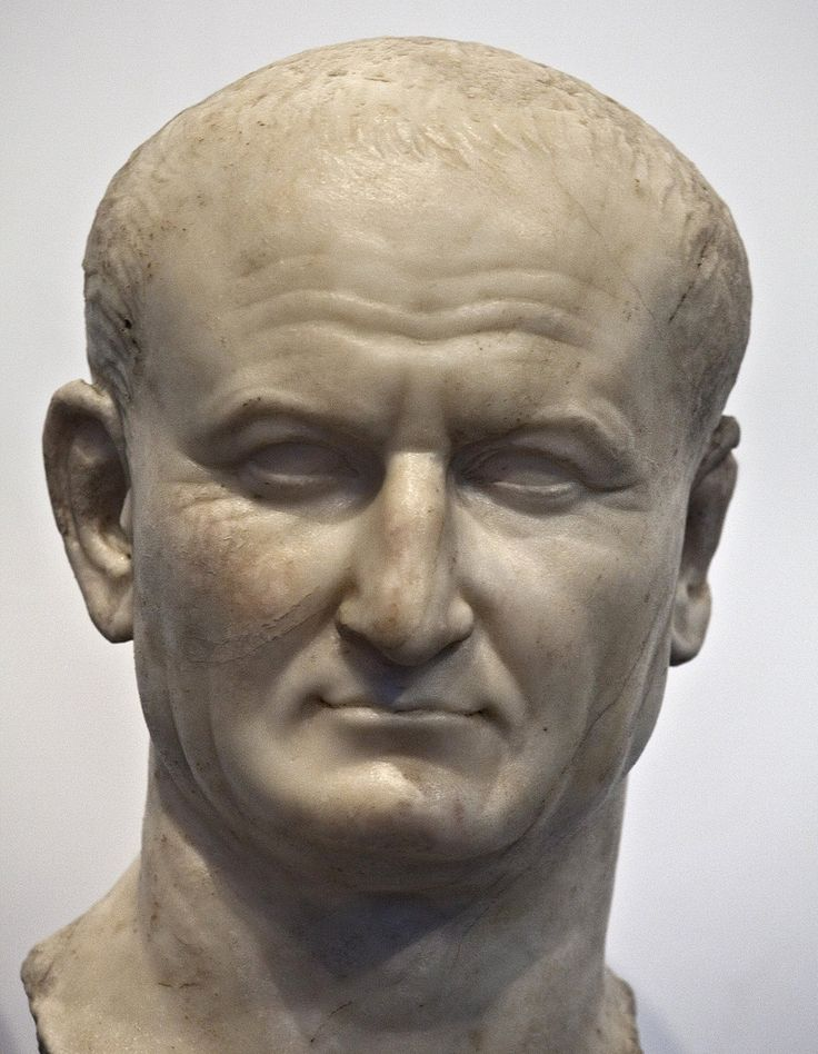Today, July 1, it is the year of 69 in the Roman Rule.  Vespasian, a Roman army leader, is hailed as a Roman emperor by the Egyptian legions.