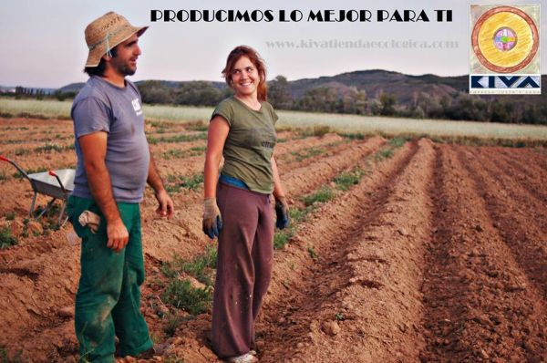 KIVA, Agricultores Ecológicos de Madrid http://www.generacionnatura.org/directorio/agricultura-ecologica/82-kiva-agricultores-ecologicos-madrid.html