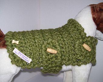 Greyhound Sweater Greyhound Coat por CTDESIGNSBESPOKEBAGS en Etsy