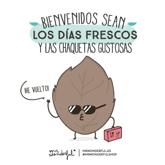 ¡Bienvenidos sean! #mrwonderful #illustration #quote