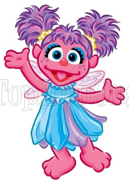 Abby Cadabby Bing Images ElmoAbby Party Ideas Pinterest