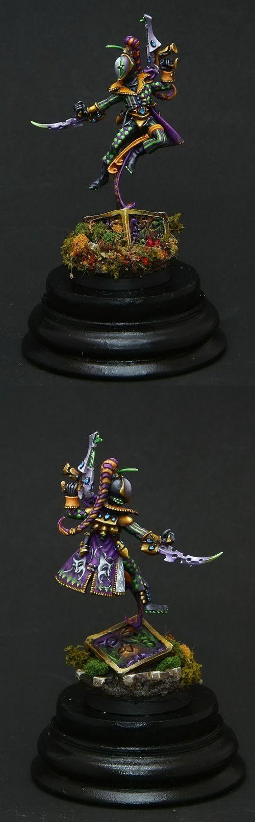 sweet eldar harlequin