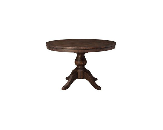 Round Drm Ext Pedestal Tbl Top Trudell Signature - ROUND DRM PEDESTAL TABLE BASE TRUDELL SIGNATURE