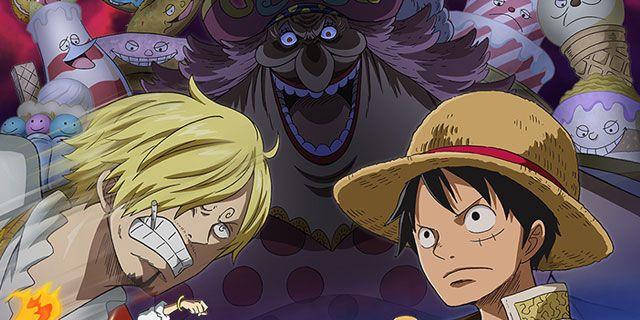 One Piece - Visual dell'arco 'Whole Cake Island' e le immagini dei fratelli Vinsmoke - Sw Tweens