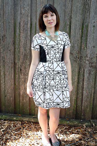 Altered Elisalex Dress