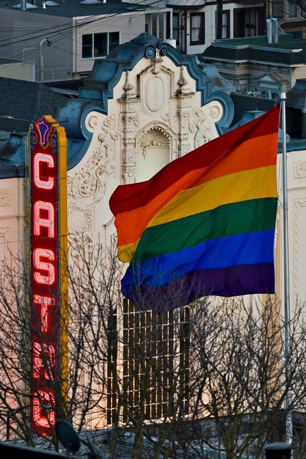 The Castro, San Francisco, been there.  Have you been here too?   like it . !