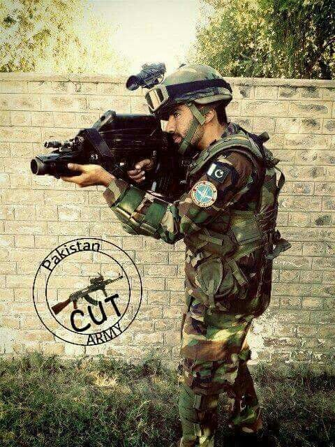 Pakistan army ... SSG world no 1 army declaired