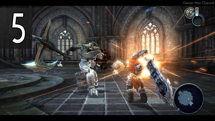 Darksiders Warmastered Edition - Walkthrough Part 5 Gameplay