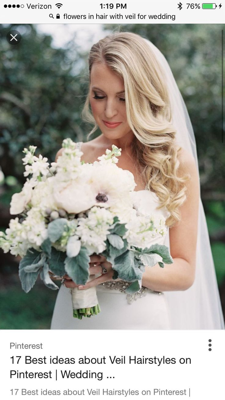 image result for wedding hairstyles with cathedral veil