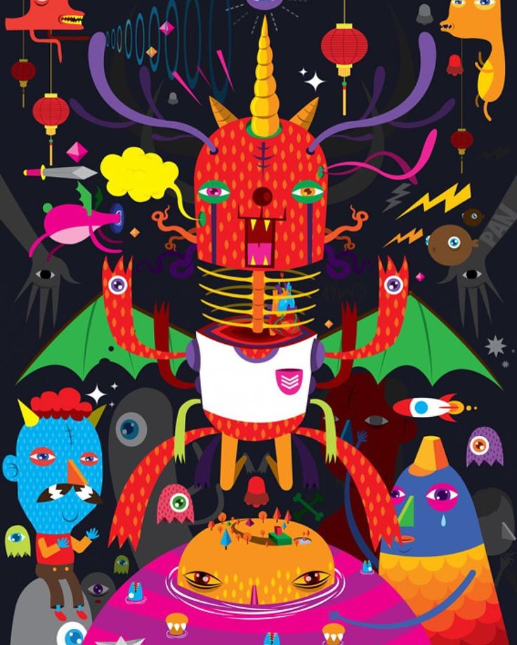'BRAIN TUMOR' by @orkibal. Find the playful illustration here: http://ift.tt/29ye033  #creativeunitedartist #creativeunitedmy #creativeunited  #malaysiaart #malaysia #digitalart #illustration #drawing #totebag #pillow #merchandise #art #artprint #canvas #raya2016 #raya #vector #cufeatured #brain