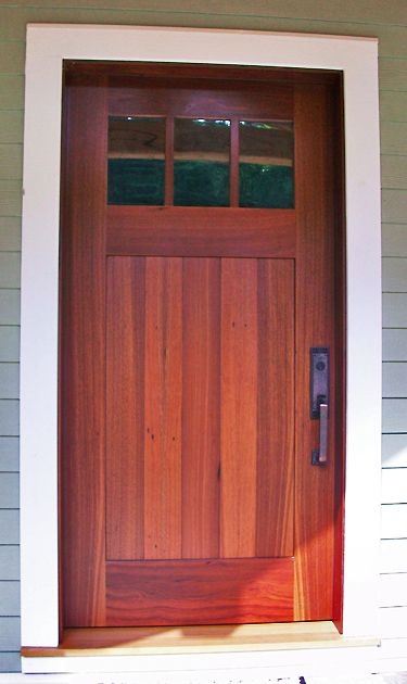 91 best images about doors for tiny houses on pinterest for Hardwood outside doors
