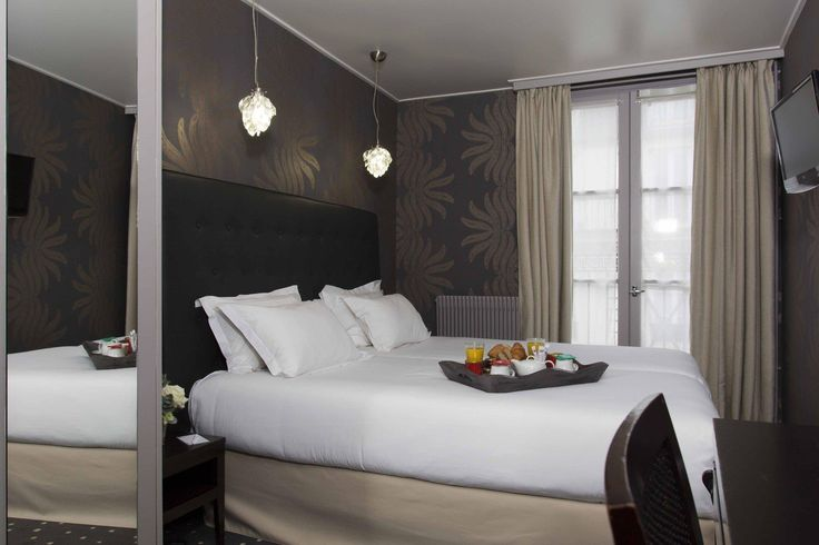 Book the Hotel Lodge du Centre in Paris (France) at Great Rates