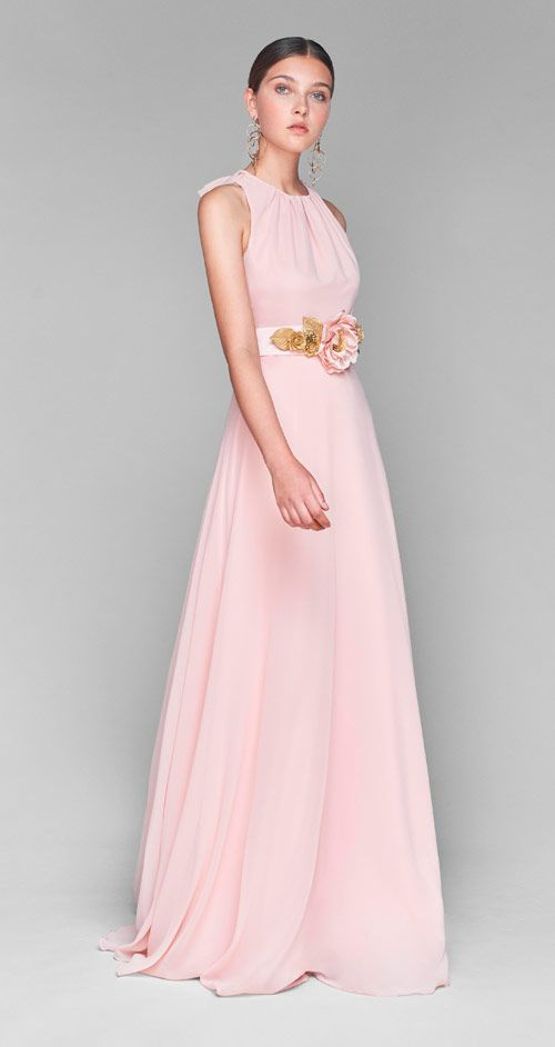 vestido de fiesta madison diseño modelo 1772 - eva novias madrid