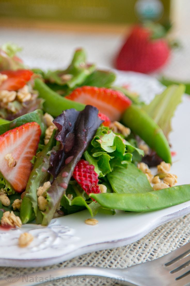 1000 ideias sobre Saladas Verdes Mistas no Pinterest | Salada ...
