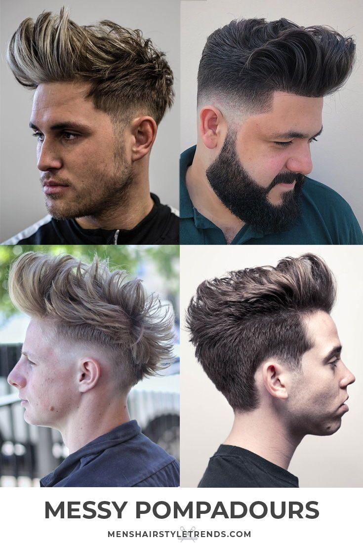 70 Pompadour Haircuts Ultimate Guide To Classic Modern Styles 2020 Pompadour Haircut Modern Pompadour Hairstyles Haircuts