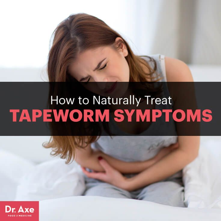 Tapeworm symptoms - Dr. Axe http://www.DrAxe.com #health #holistic #natural