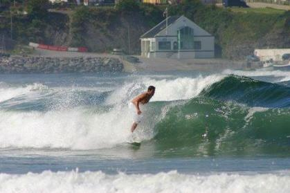 "Surfing in Donegal - Bundoran honored by being included in National Geographics ""bucket list"""