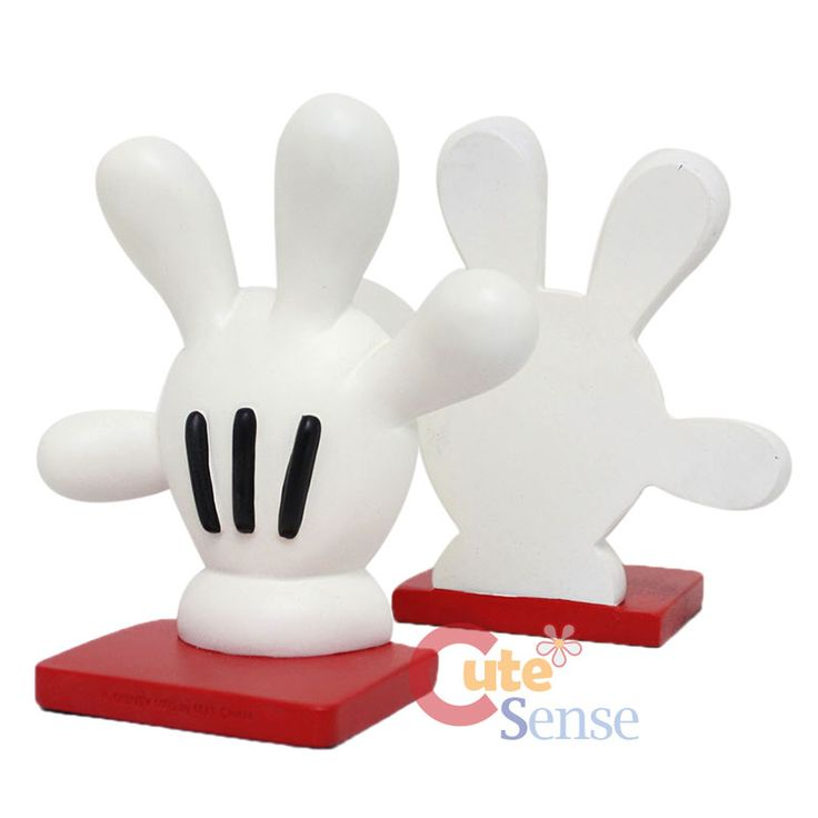 MICKEY MOUSE BOOK ENDS