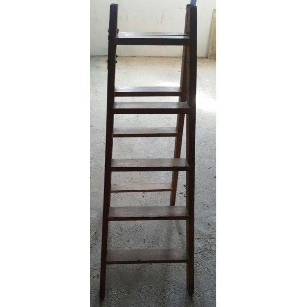 17 mejores ideas sobre escalera antigua en pinterest - Escalera tres peldanos ...
