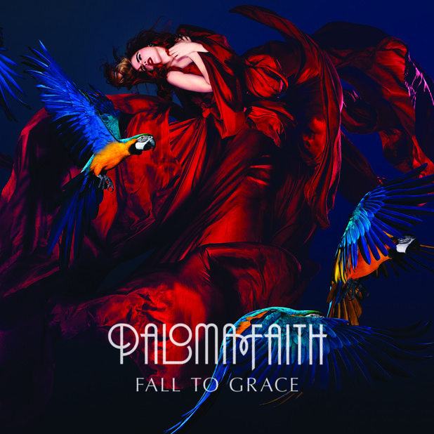Fall to Grace by Paloma Faith.    LOVE the single Picking Up the Pieces