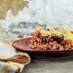 Trying Again - Lazy Quinoa Lasagna Recipe