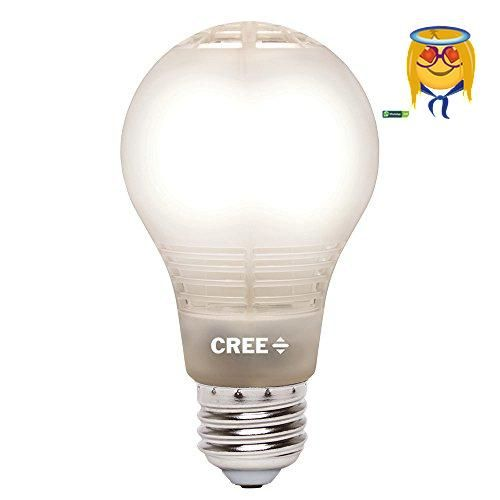 #onsale The new energy star qualified #Cree led bulb is a better led bulb. Unlike many cheap led bulbs, it looks and lights like a light bulb with true omnidirec...